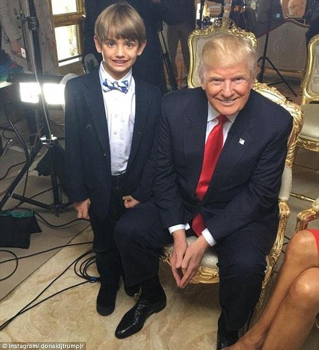 Dan chau tai gioi, dang yeu cua Tong thong My Donald Trump hinh anh 6