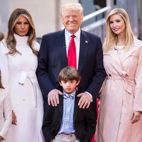Dan chau tai gioi, dang yeu cua Tong thong My Donald Trump hinh anh 7