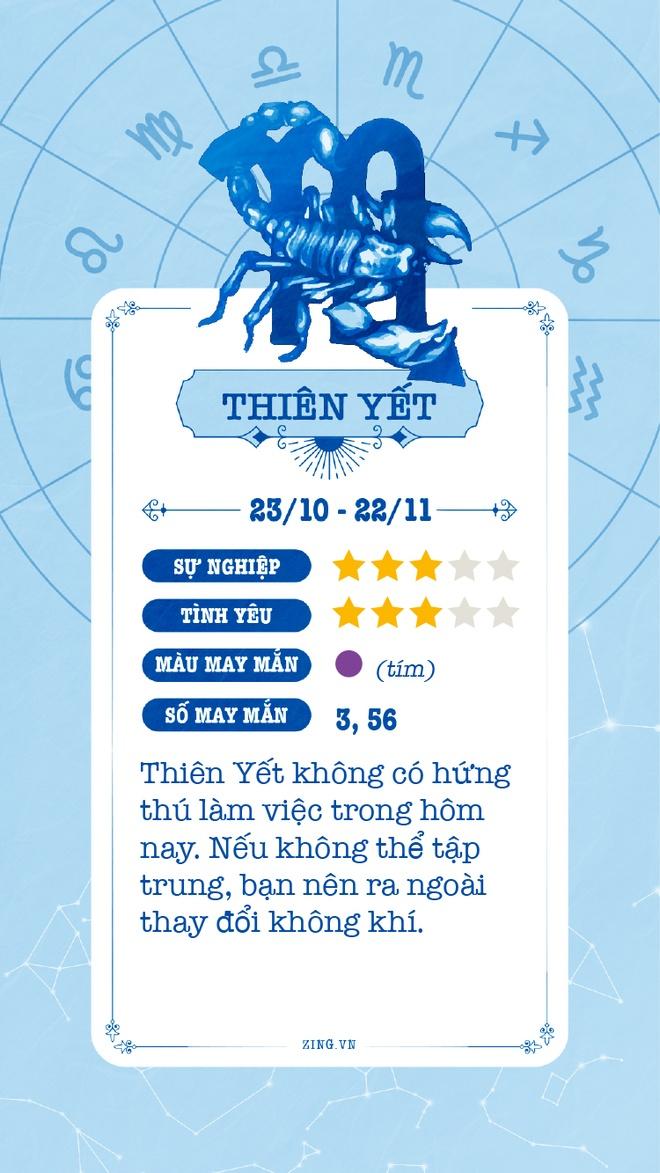 Cung hoang dao 11/3: Thien Yet mat hung, Su Tu xao nhang hinh anh 9