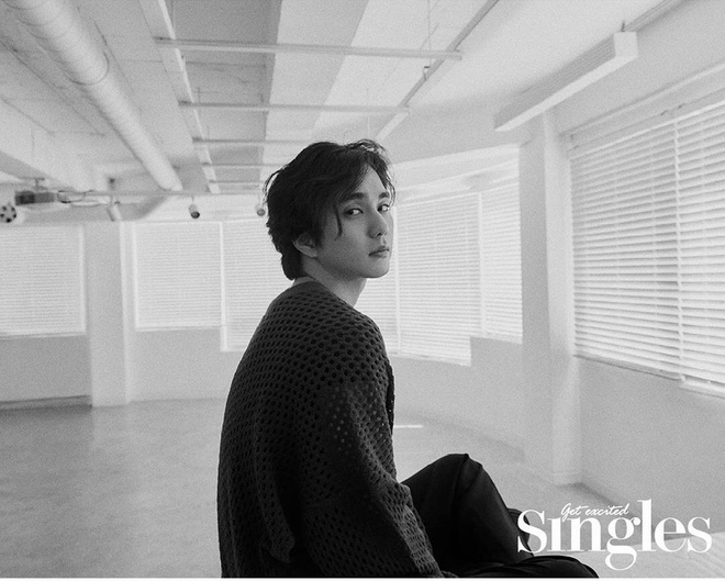 Yoo Seung Ho an mac don gian van du lang tu, khien fan nu me man hinh anh 1