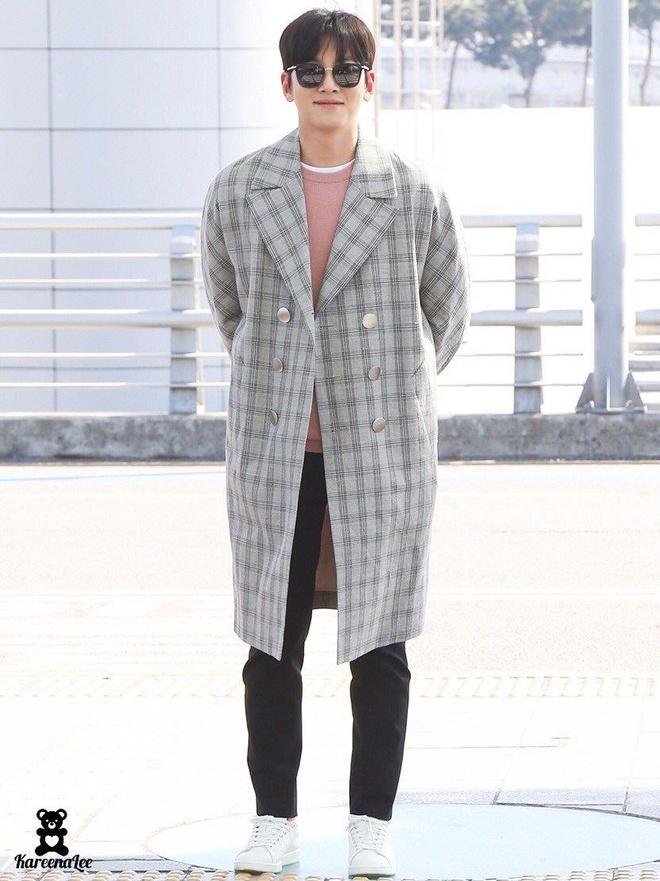 thoi trang san bay cua Ji Chang Wook anh 9
