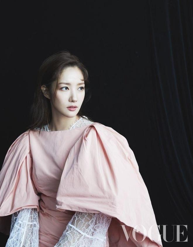 Park Min Young va bi quyet 'don gian nhung co vo' de luon tre dep hinh anh 5