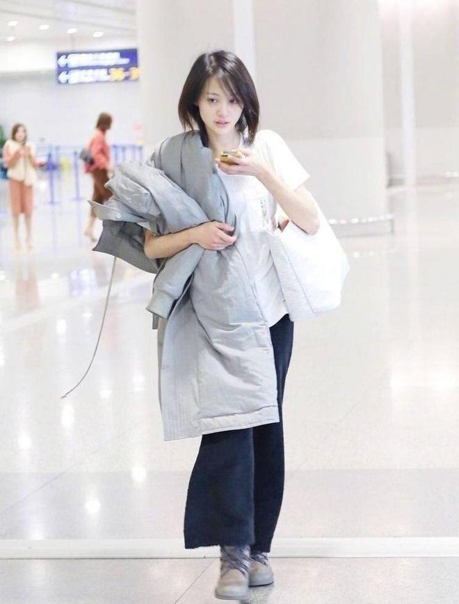 Khong con mac xau, Trinh Sang gio chuong style ngot ngao 'hack tuoi' hinh anh 12