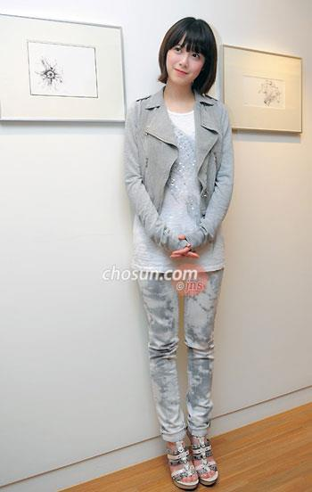 thoi trang cua Goo Hye Sun va Ahn Jae Hyun anh 4