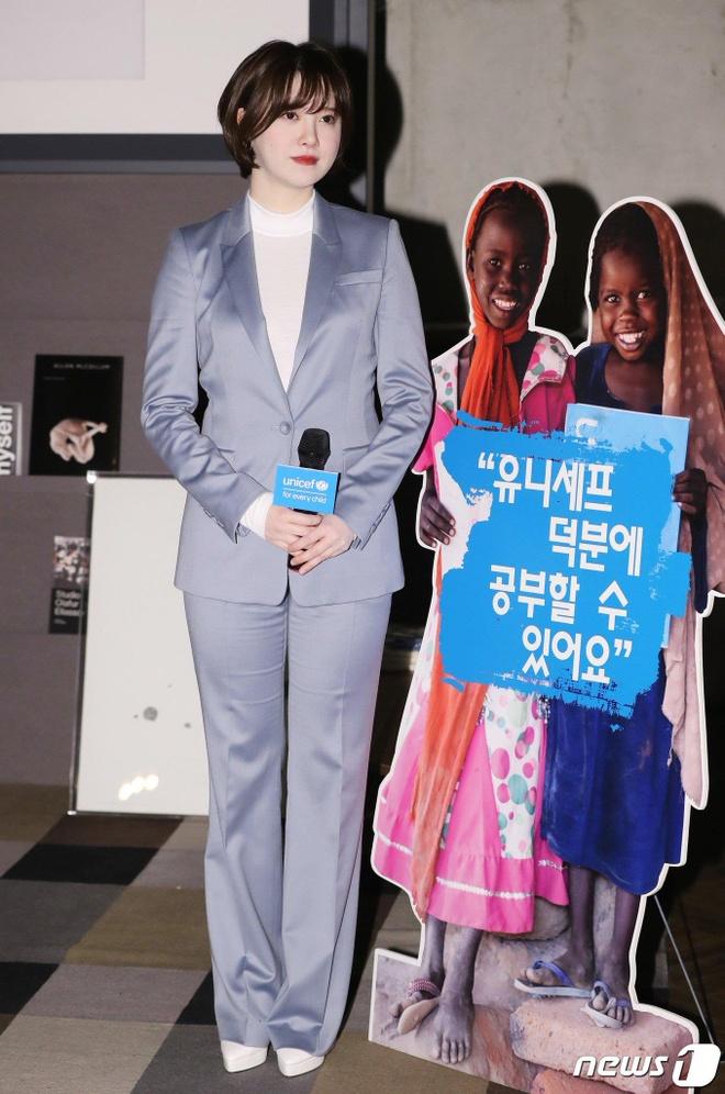 thoi trang cua Goo Hye Sun va Ahn Jae Hyun anh 8
