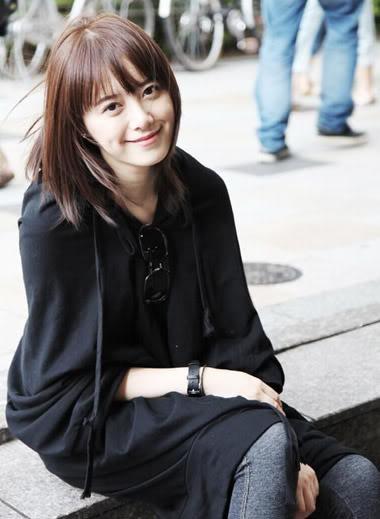 thoi trang cua Goo Hye Sun va Ahn Jae Hyun anh 2