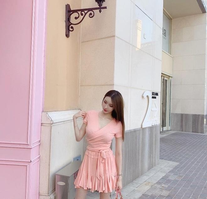 'Ban gai' Ngo Diec Pham: Nguoi dien do don gian, ke theo style sexy hinh anh 11
