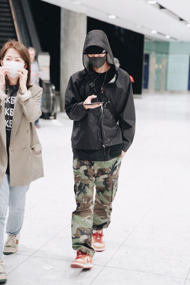 Tieu Chien an mac gon gang, Vuong Nhat Bac chuong do hip hop hinh anh 8