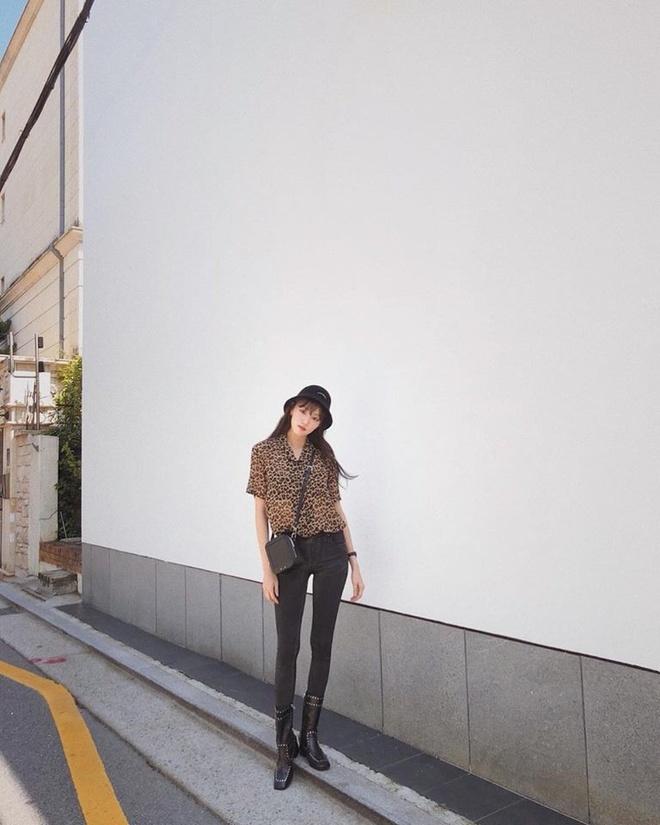 Lee Sung Kyung luon an mac chat du di su kien hay xuong pho hinh anh 14