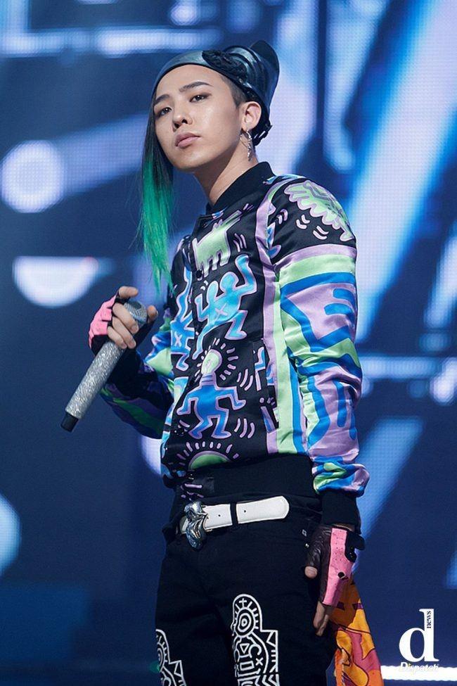 G-Dragon va nhung my nam Han gay an tuong voi mai toc dai lang tu hinh anh 12
