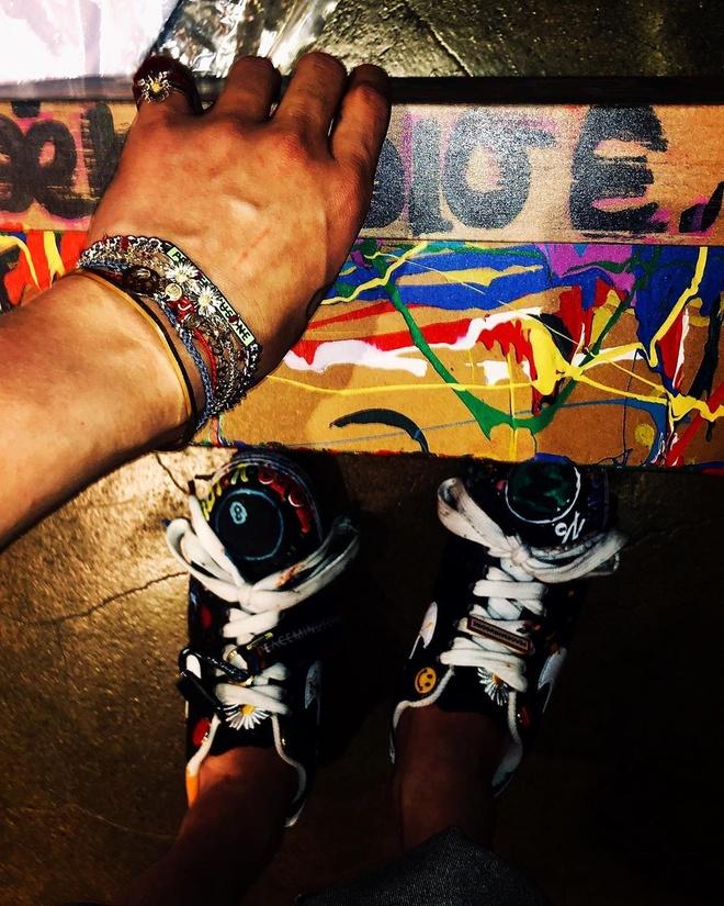 G-Dragon hop tac voi Nike anh 3