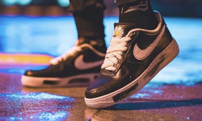 G-Dragon hop tac voi Nike anh 7
