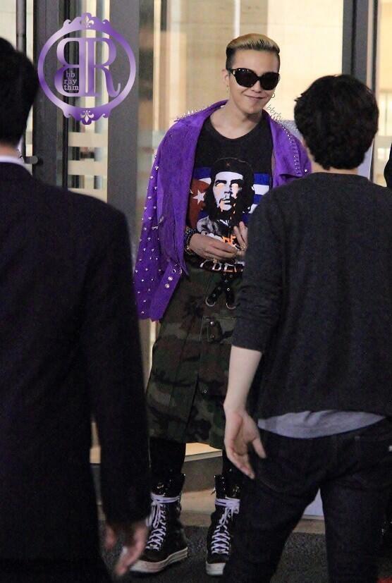 G-Dragon mac vay anh 5