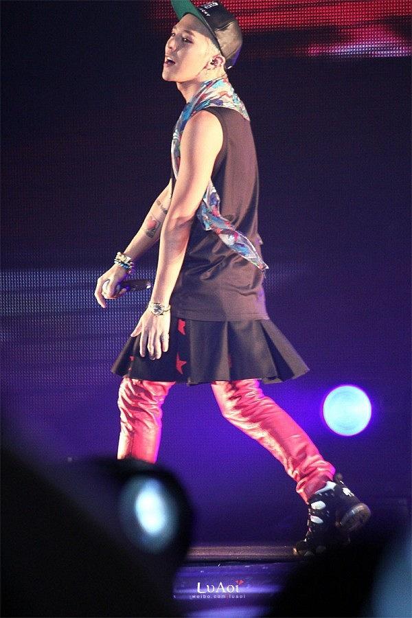 G-Dragon mac vay anh 6