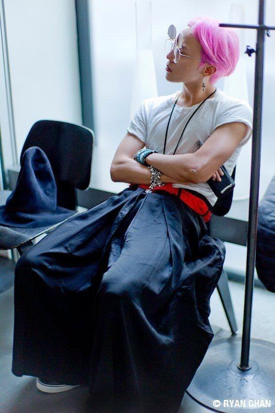 G-Dragon mac vay anh 7