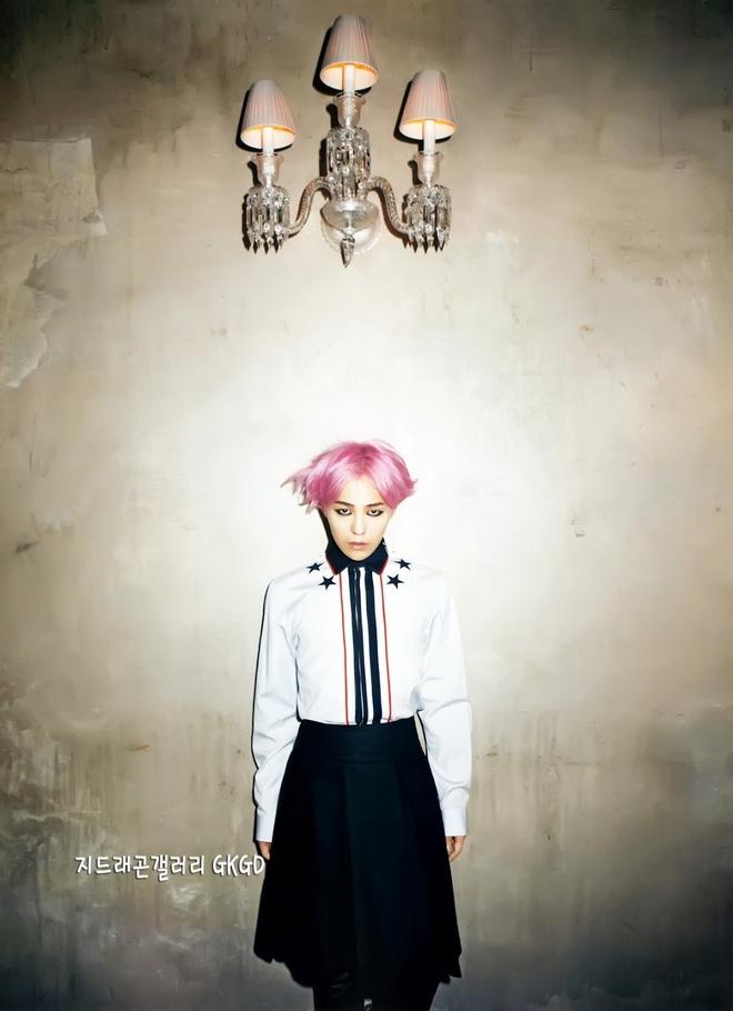 G-Dragon mac vay anh 8