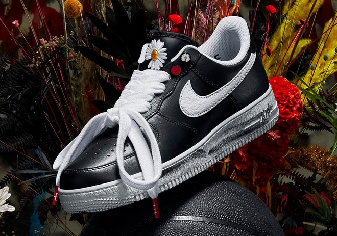 G-Dragon hop tac voi Nike anh 6