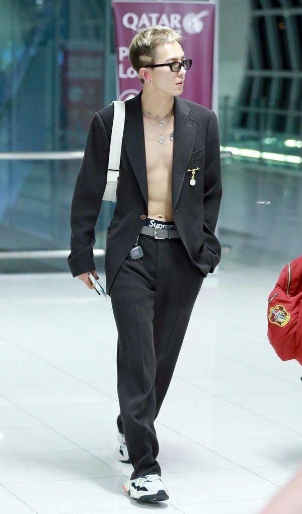 Gong Yoo va dan sao nam khong bi dim dang du mac vest rong hinh anh 8