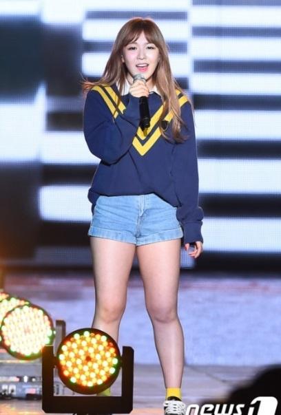 Red Velvet chi uong nuoc bi ngo, nhay day 10.000 lan de giam can hinh anh 2