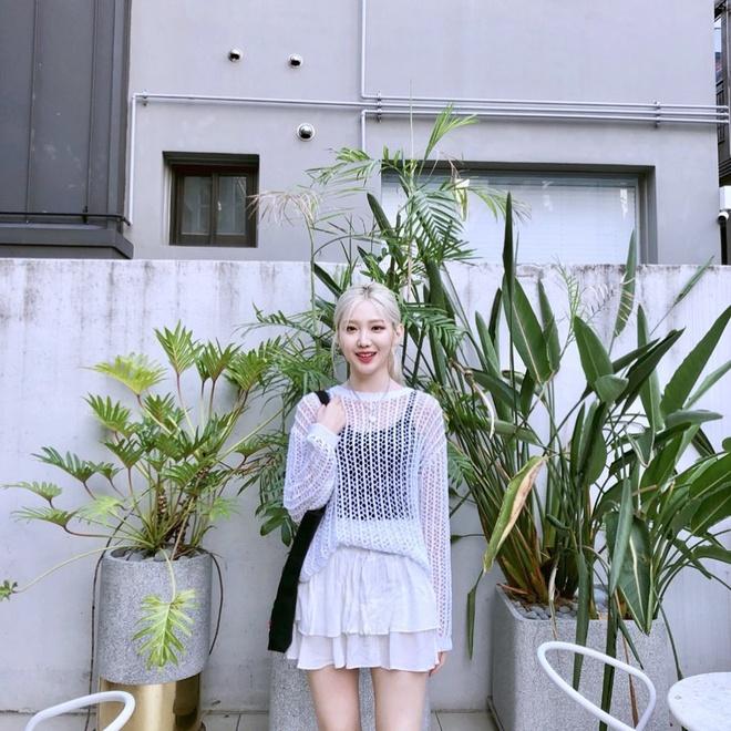 Hot girl Han co kha nang trang diem giong Irene, Jennie hinh anh 8
