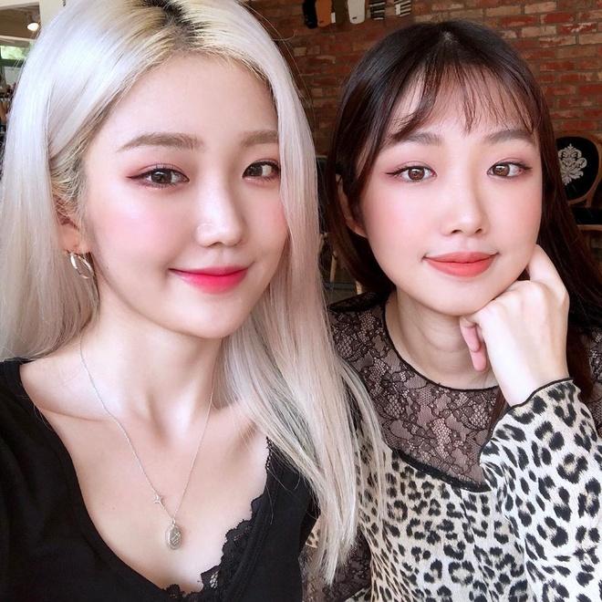 Hot girl Han co kha nang trang diem giong Irene, Jennie hinh anh 6