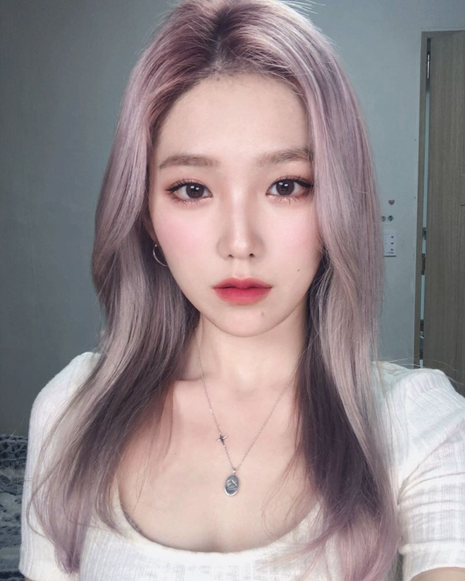 Hot girl Han co kha nang trang diem giong Irene, Jennie hinh anh 3