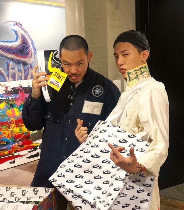 Ai dang so huu mau giay co 88 doi, chi tang nguoi than cua G-Dragon? hinh anh 14