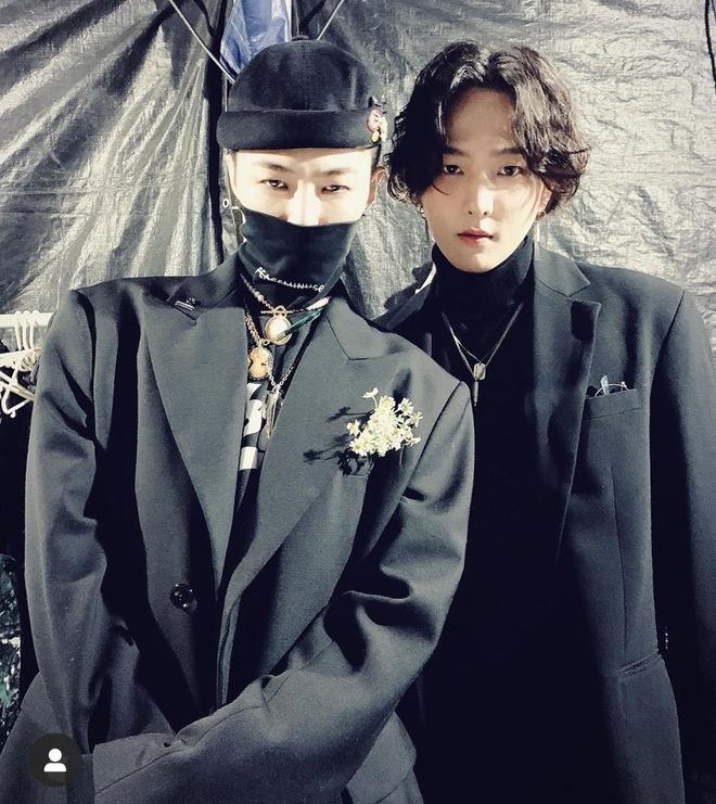 Dara va dan sao Han mac gi den su kien ra mat giay cua G-Dragon? hinh anh 10