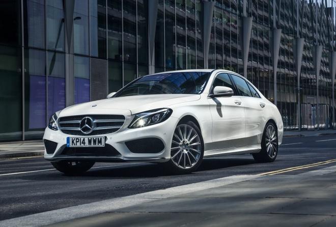 Mercedes-Benz lap ky luc doanh so trong thang 2 hinh anh 1 Mercedes-Benz vừa có một tháng kinh doanh kỷ lục