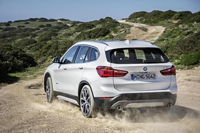 BMW X1 2016 chinh thuc lo dien hinh anh 3
