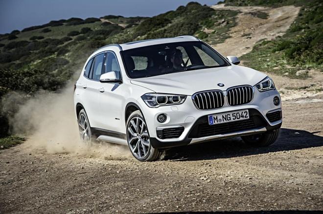 BMW X1 2016 chinh thuc lo dien hinh anh 1