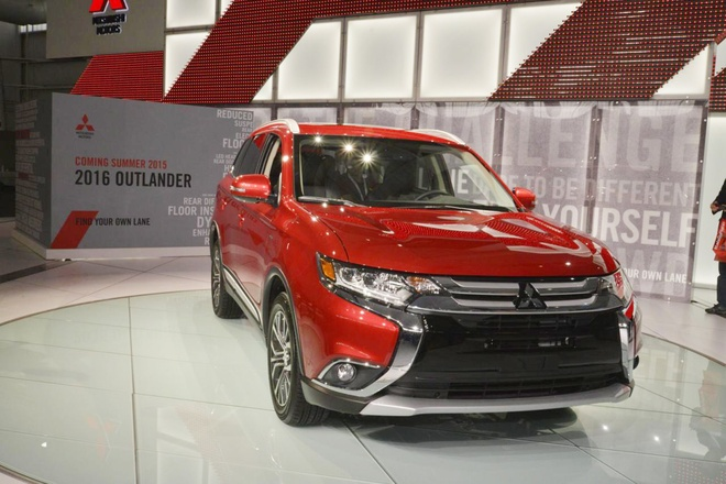 Mitsubishi Outlander 2016 co gia hon 20.000 USD hinh anh