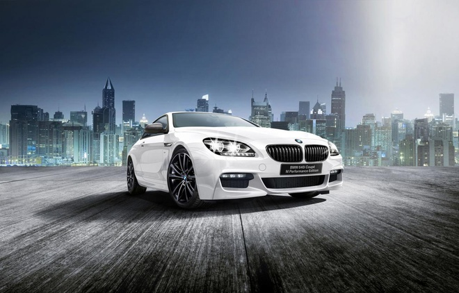 BMW 640i Coupe M Performance Edition lo dien hinh anh