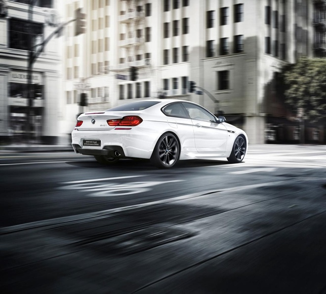 BMW 640i Coupe M Performance Edition lo dien hinh anh 3