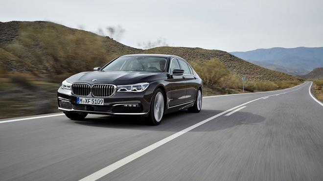 BMW 7-Series 2016 chinh thuc ra mat hinh anh