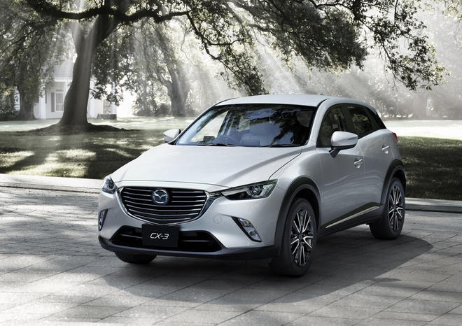 Mazda CX-3 2016 gia tu gan 20.000 USD tai My hinh anh