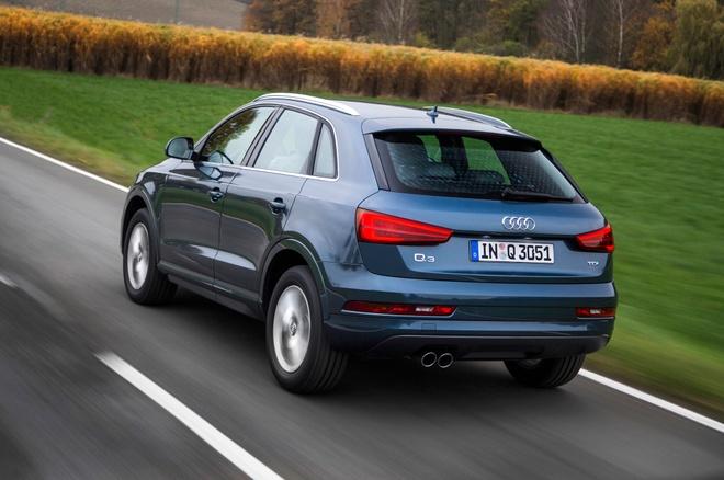 Audi Q3 2016 duoc danh gia tot trong cac thu nghiem va cham hinh anh 3