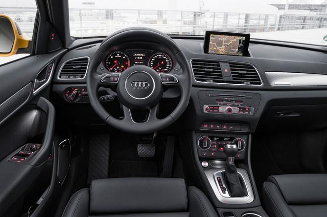 Audi Q3 2016 duoc danh gia tot trong cac thu nghiem va cham hinh anh 2