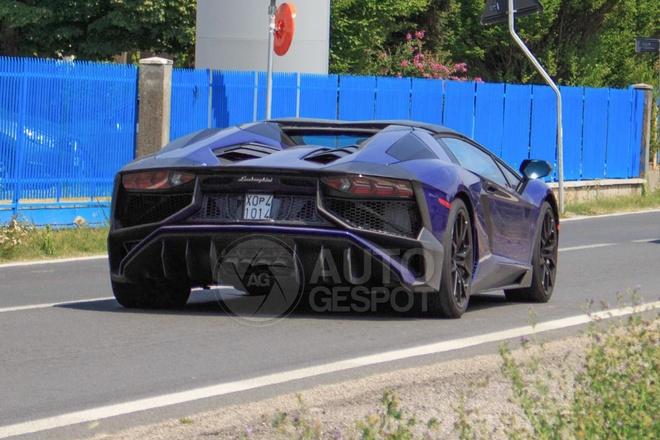 Chot lich ra mat Lamborghini Aventador Superveloce Roadster hinh anh