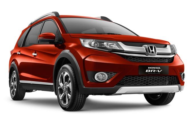 Honda BR-V 7 cho co gia tu 16.600 USD hinh anh
