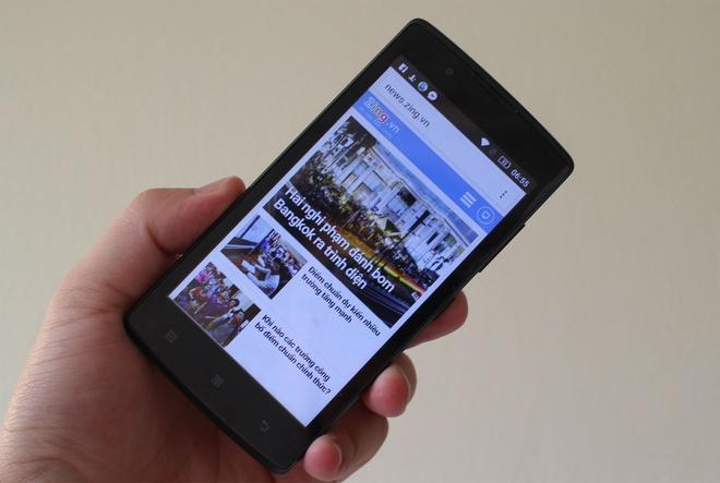 Danh gia Lenovo A2010: Smartphone gia re cho nguoi dung moi hinh anh