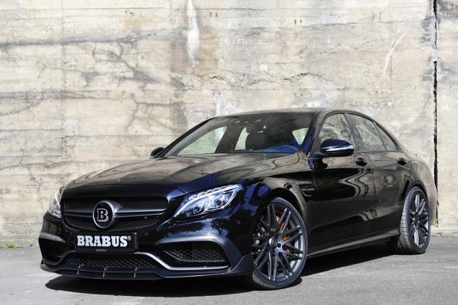 Mercedes-AMG C 63 S 600 ma luc sap trinh lang hinh anh