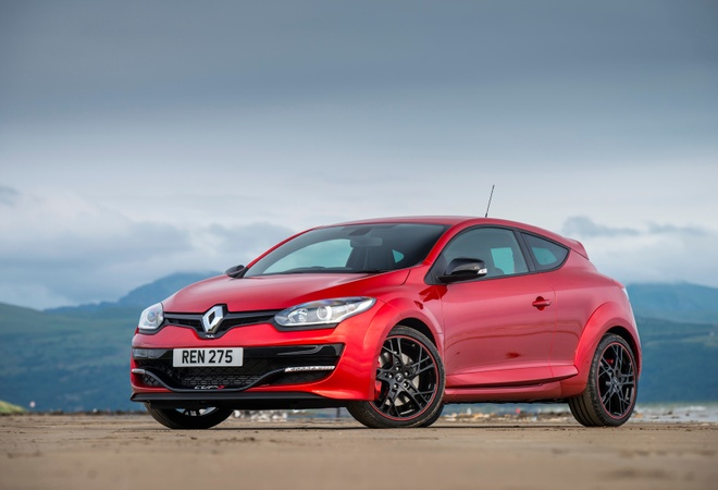 Renault Megane co 2 phien ban the thao hinh anh