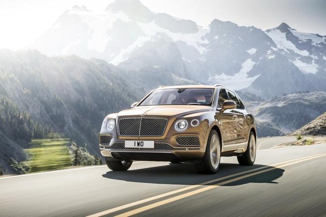 Bentley Bentayga: SUV dat nhat tai My hinh anh