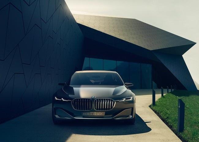 """BMW 9-Series Coupe sap duoc """"bat den xanh"""" hinh anh"""