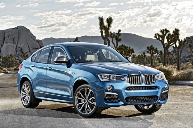 BMW X4 M40i co gia tu 65.000 Euro hinh anh 1 BMW X4 M40i