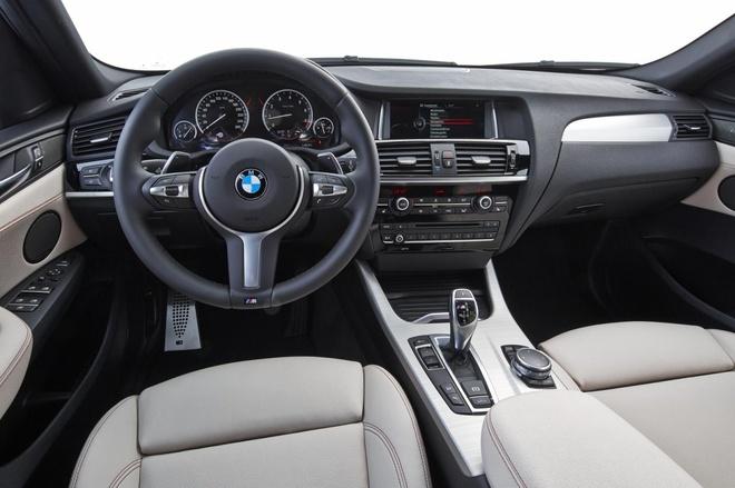 BMW X4 M40i co gia tu 65.000 Euro hinh anh 2