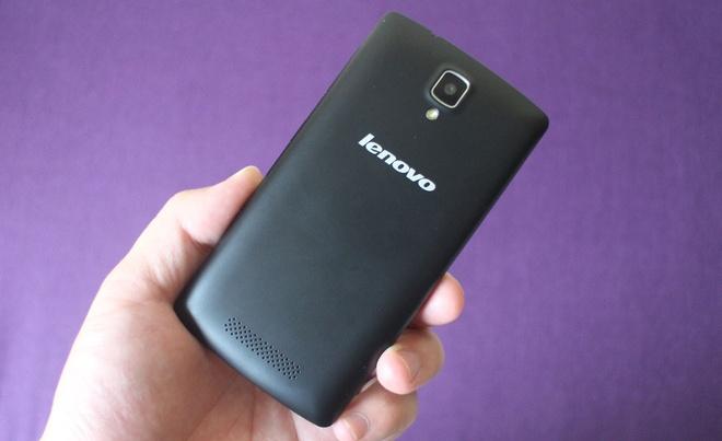 Lenovo A1000 - smartphone tam gia 1,5 trieu cau hinh tot hinh anh 3 Lenovo A1000