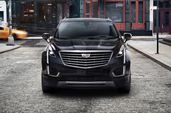 Tan binh crossover Cadillac XT5 2017 trinh lang hinh anh