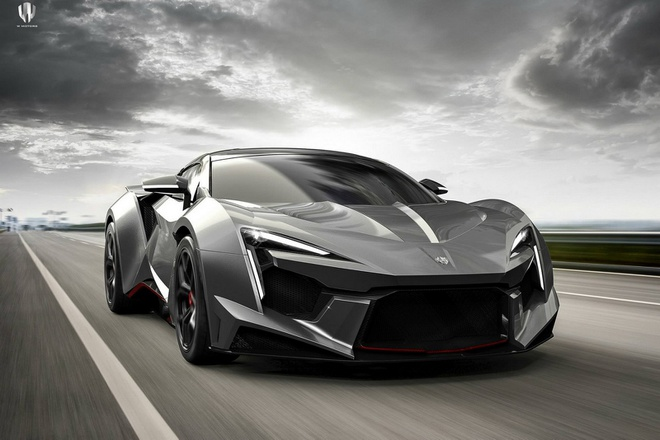 Sieu pham toc do Fenyr Supersport buoc ra anh sang hinh anh